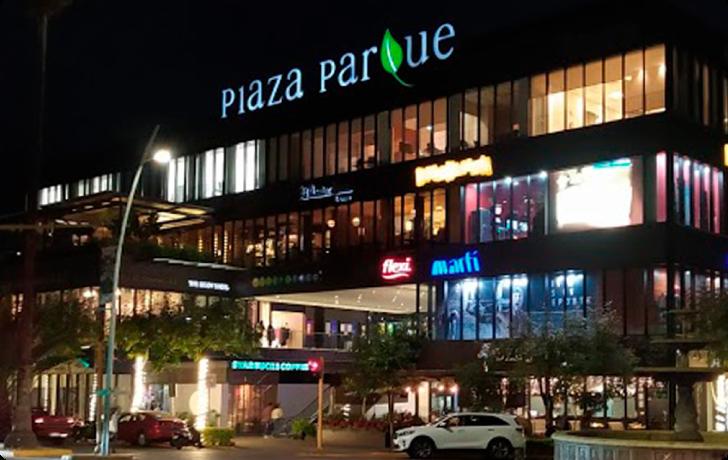centros comerciales en oaxaca